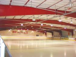 John Spalj Ice Arena